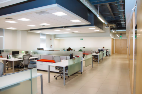Commercial real estate owners and office design, by Tick Property.