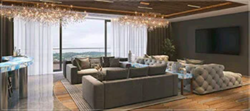The Camellias in Gurugram, luxury apartments, by Tick Property.